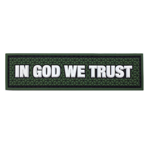 In God We Trust - Patch