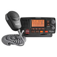 Cobra Marine MR F57 Class-D Fixed-Mount VHF Radio, black