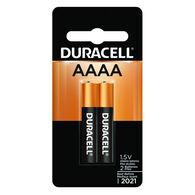 Duracell Specialty AAAA Alkaline Batteries, 2-Pack