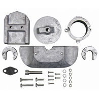 Sierra Magnesium Anode Kit For Mercury Marine Engine, Sierra Part #18-6158M