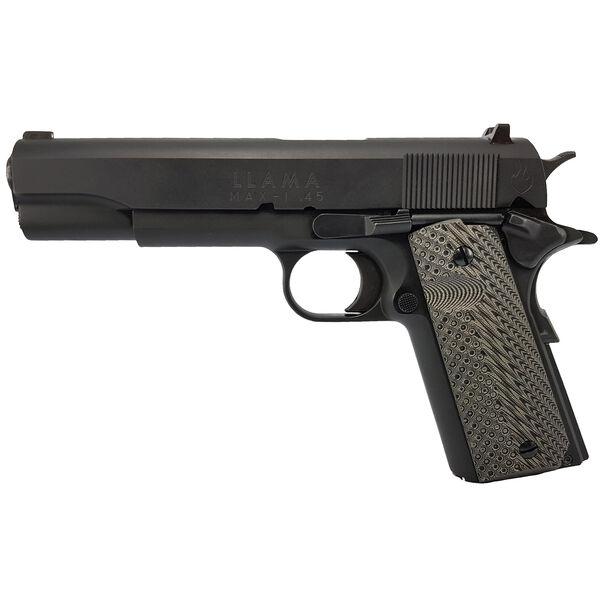 Llama Max-1 Handgun
