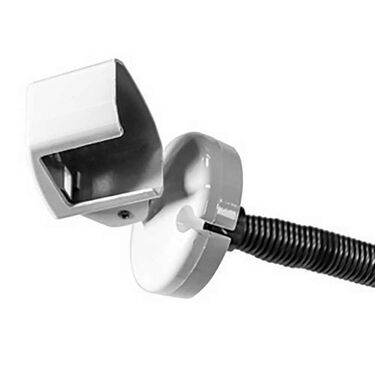 Patio Awning Spring Assembly, Rear (LH), Standard - White