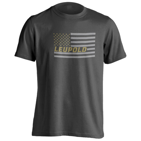 Leupold Men's Flag Short-Sleeve Tee