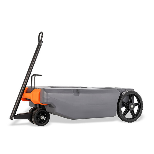 Camco Rhino Tote Tank with Steerable Wheels