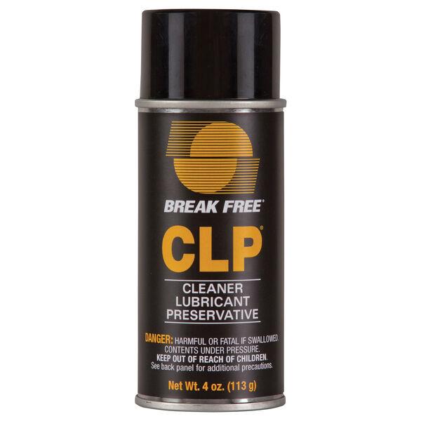 Break-Free Cleaner & Lubricant Aerosol Spray, 4 oz.