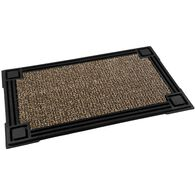 "AstroTurf Patio Mat, 18"" x 30"", Black/Brown"