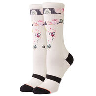 Stance Women's Stick Together Classic Crew Sock