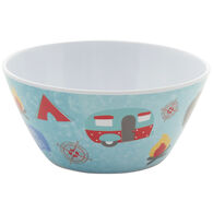 Happy Camper Melamine Bowl