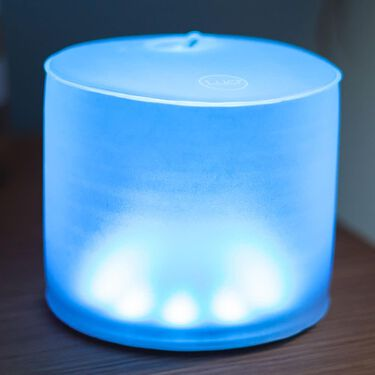 MPOWERD Luci Color Essence Inflatable Solar Light