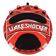 Full Throttle Wake Shocker 2-Person Towable Tube