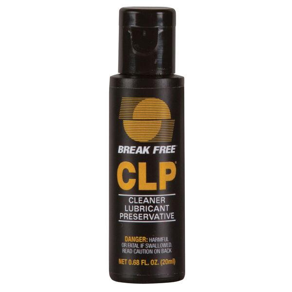 Break-Free Cleaner & Lubricant, .68 oz.