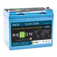 RELiON RB35 12V 35Ah LiFePO4 Battery