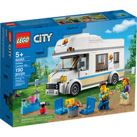 LEGO City Holiday Camper Van Playset