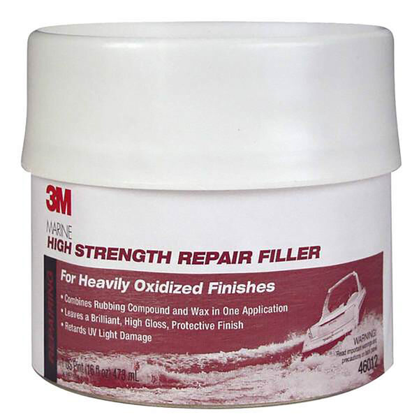 3M Marine High-Strength Repair Filler, Pint
