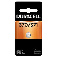 Duracell 370/371 1.5V Silver Oxide Button Cell Battery
