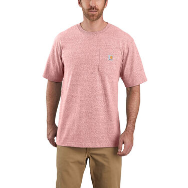 Carhartt Men's Workwear Short-Sleeve Pocket Tee