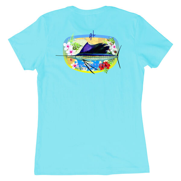 Guy Harvey Women's VOYAGEUR Short-Sleeve Tee
