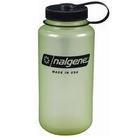 Nalgene Tritan Wide-Mouth Glow-In-Dark 32oz. Water Bottle, Green