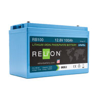 RELiON 12V 100Ah Lithium Battery