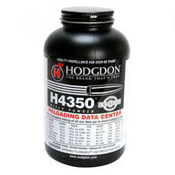 Hodgdon H4350 Rifle Powder, 1 lb.
