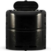 Heavy-duty RV/Trailer Propane Tank Cover, Black