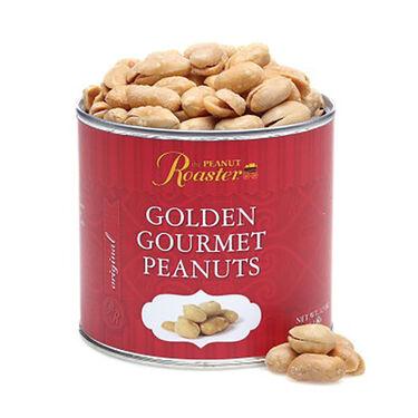 Peanut Roaster Golden Gourmet Salted Peanuts, 12oz Can