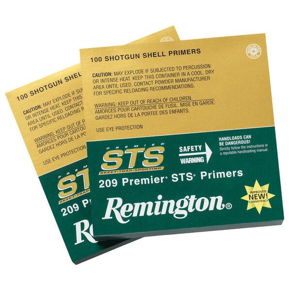 Remington 209 Premier STS Primers, 100-pack