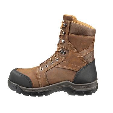 Carhartt 8-Inch Men's Rugged Flex Waterproof Insulated Composite Toe Work Boot