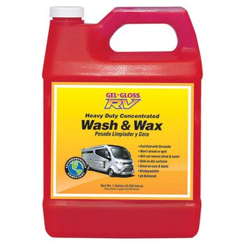 Premium Gel-Gloss Wash and Wax - Gallon