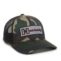 Hornady Patch Mesh-Back Cap