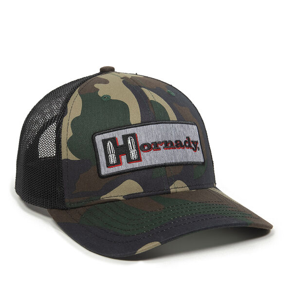Hornady Patch Mesh-Back Cap