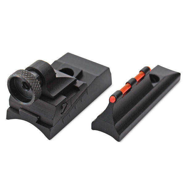 Traditions Firearms Peep Sight Fiber Optic Sight System, Traditions Tapered