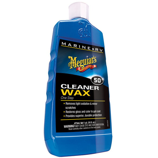 Meguiar's Cleaner Wax, 16 oz.
