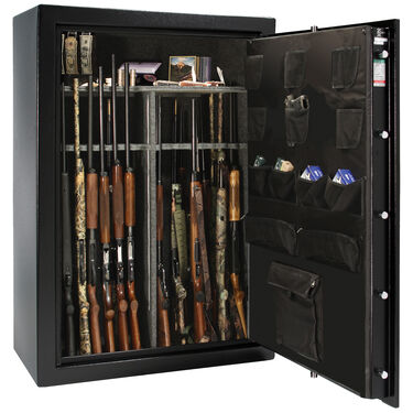 Liberty FatBoy Jr. LFJ48 48-Gun Safe, Electronic Lock