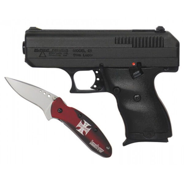 Hi-Point Firearms C-9 Handgun Package