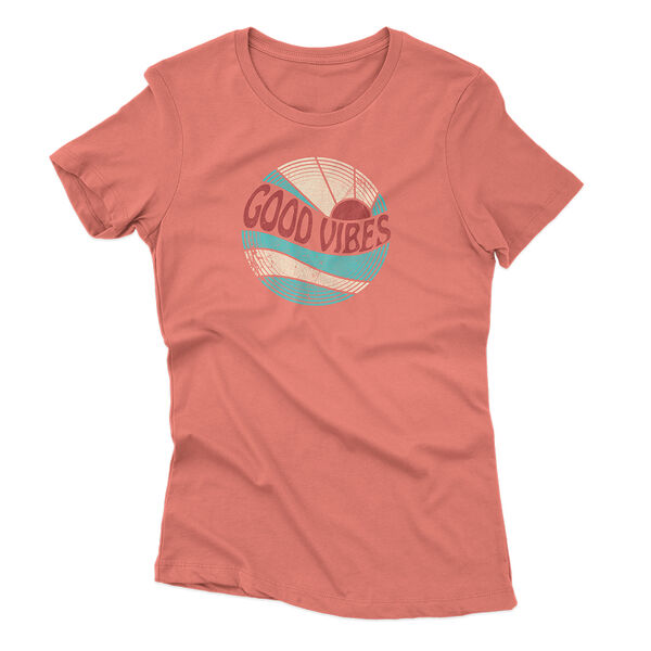 Points North Women's Good Vibes Short Sleeve Tee