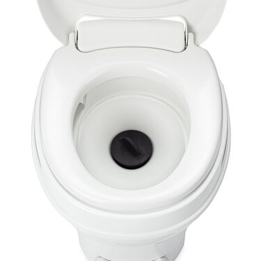 Pure Essence Outhouse Ball Valve Toilet Seal Cap