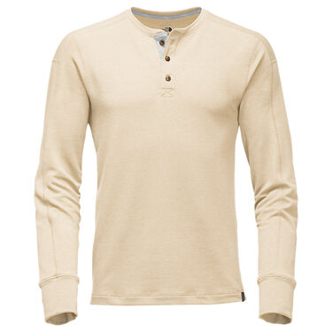 21c696ccf The North Face Men's French Terry Long-Sleeve Henley