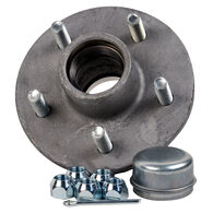 "Smith 5-Stud Trailer Hub Kit, 1"" Shaft"
