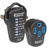 Progressive Industries PSK-50 Portable Surge Protector Kit, 50-Amp