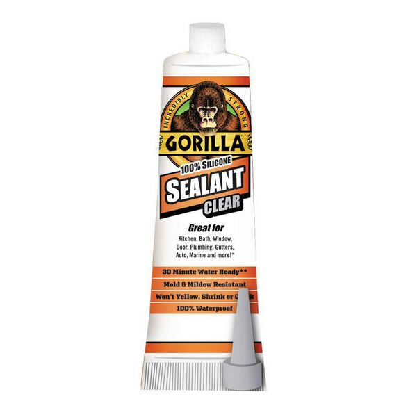 Gorilla Sealant, 2.8 oz.
