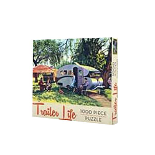 Trailer Life 1000 Piece Puzzle
