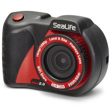SeaLife Micro 2.0 Underwater Camera, 64GB