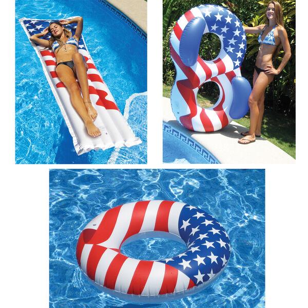 Swimline American Pride Set
