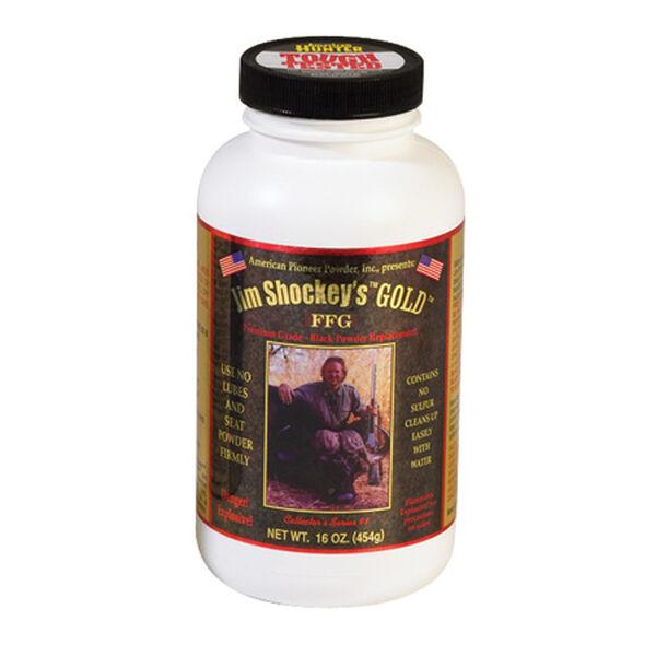 Jim Shockey's Gold FFG Powder by American Pioneer