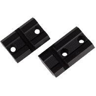 Weaver Scope Top Mount Base Pair, Browning X-Bolt, Matte Black