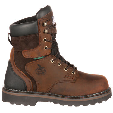 Georgia Men's Brookville Steel Toe Waterproof Work Boot