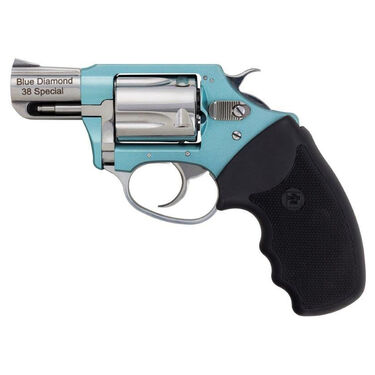 Charter Arms Undercover Lite Blue Diamond Handgun