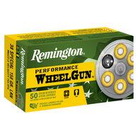 Remington Performance WheelGun Ammunition