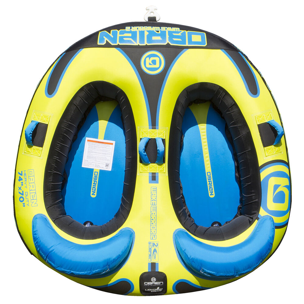 O'Brien Wake Warrior 2-Person Towable Tube